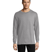 5.2 oz. ComfortSoft® Cotton Long-Sleeve T-Shirt