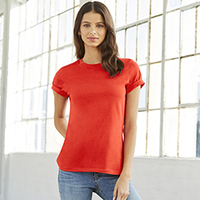 Missy's Relaxed Jersey Short-Sleeve T-Shirt