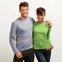 Adult Softstyle Long-Sleeve T-Shirt