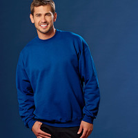 Adult Ultimate Cotton® Crew Neck