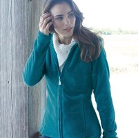 Ladies' Hooded Full-Zip