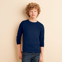 Ultra Cotton® Youth Long-Sleeve T-Shirt