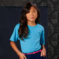 Fruit of the Loom Youth Heavy Cotton HDT-Shirt