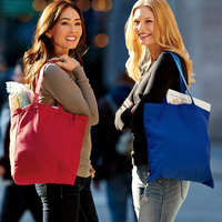 UltraClub® Tote with Gusset
