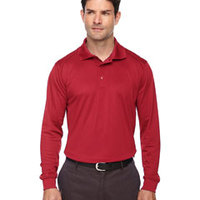 Eperformance™ Men's Snag Protection Long-Sleeve Polo
