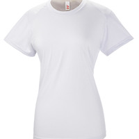 Women's Poly Short-Sleeve Tee