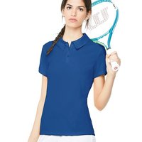 Ladies' Performance 3-Button Polo