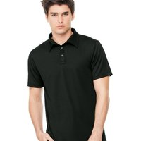 Performance 3-Button Mesh Polo