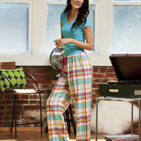 Adult Fashion-Team Pride Flannel Pants