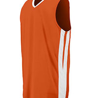 Youth Wicking Polyester Sleeveless Jersey