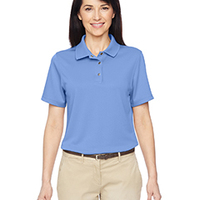 Ladies' Advantage IL Snap Placket Performance Polo