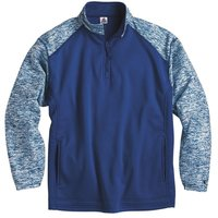 Blend Sport Performance Fleece Quarter-Zip Pullover