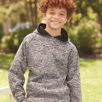 Youth Cosmic Fleece Hooded Pullover Sweatshirt