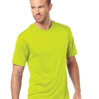 B-Dry Core T-Shirt with Sport Shoulders