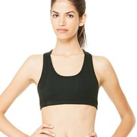 Ladies' Mesh Back Sports Bra