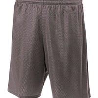 "Youth 6"" Inseam Lined Tricot Mesh Shorts"