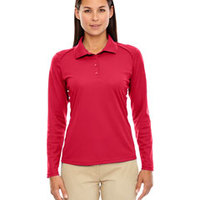Eperformance™ Ladies' Snag Protection Long-Sleeve Polo