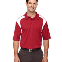 Eperformance™ Men's Colorblock Textured Polo