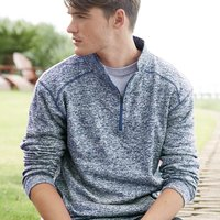 Cosmic Fleece 1/4 Zip Pullover Sweatshirt