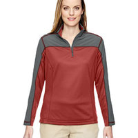 Ladies' Excursion Circuit Performance Half-Zip