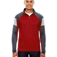 Men's Quick Performance Interlock Half-Zip Top