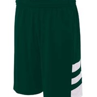 "Adult 10"" Inseam Reversible Speedway Shorts"