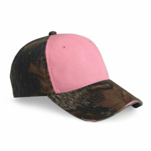 Frayed Women's Camouflage Cap Thumbnail