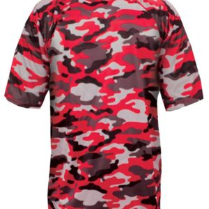 Camo Youth Short Sleeve T-Shirt Thumbnail